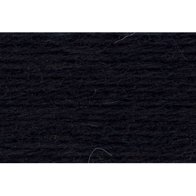 "Fil DELUXE WORSTED ""Ebony"" #1900  Universal Yarn"