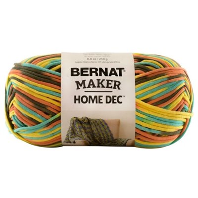 "BERNAT Fil Maker Home Dec (161211) ""Sunset Sea Varg""  #11013"