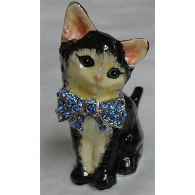"Trinket Box ""Cat"" Original & Exclusive"