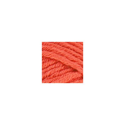 "Red Heart Laine HEADS UP ""Bright Coral"" #0275 (E821)"