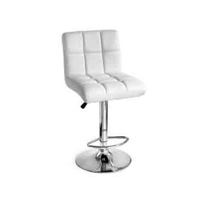"""CELTIC"" Bar Chair ZA-1007 (WH) Blanc"