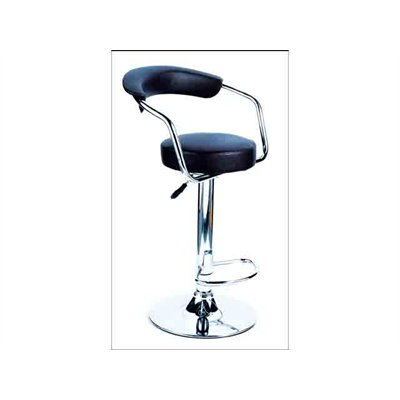 """CIRCA""Bar Chair  ZA-1003 (BK) Black"