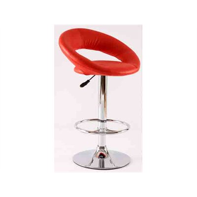 """RODEO"" Bar Chair  ZA-1005 (RD) Red"