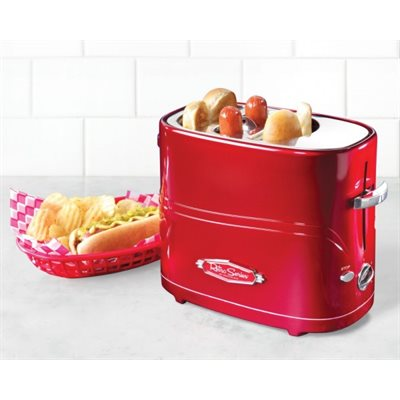 Grille-pain pour Hot Dog RETRO SERIES ™  POP-UP HOT DOG TOASTER