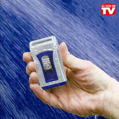 Cordless Wet & Dry Shaver MicroForce  as Seen on TV