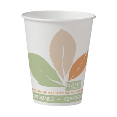 VERRE A CAFE COMPOST. 8oz.